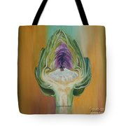 The Artichoke's Heart Tote Bag