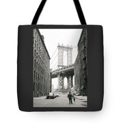 The New York Artist Tote Bag