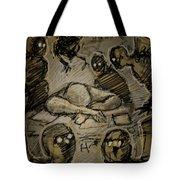 The Artist's Dream Tote Bag