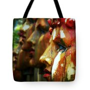 The Artist's Garden Tote Bag