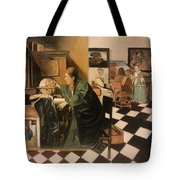 The Astrologer In The Golden Ratio Tote Bag