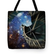 The Astronomer's Cat Tote Bag
