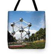 The Atomium Tote Bag