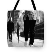 The Attached Rain Tote Bag