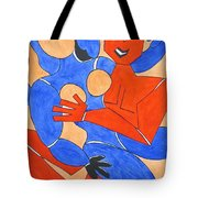 The Attraction One Tote Bag