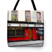 The Auld Dubliner  Tote Bag