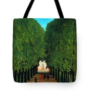 The Avenue In The Park At Saint Cloud    Tote Bag