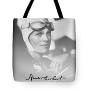 The Aviatrix Tote Bag