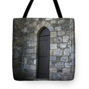 The Back Door Tote Bag