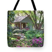 The Back Porch Tote Bag