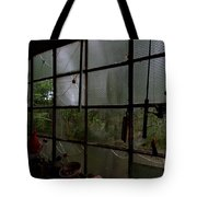 The Back Shed Tote Bag