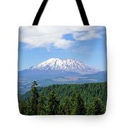 The Back Side Of Helens Tote Bag