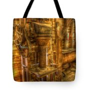 The Bagging Machine Tote Bag
