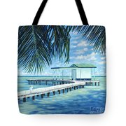 The Bait Shack Tote Bag