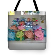 The Bakery Section Tote Bag