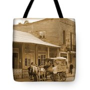 The Bakery Truck Tote Bag