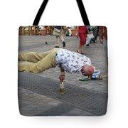 The Balancing Act Tote Bag