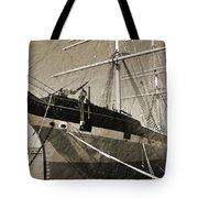 The Balclutha Tote Bag