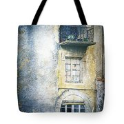 The Balcony Scene Tote Bag