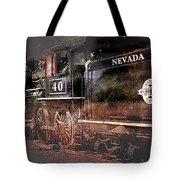 The Baldwin Tote Bag by Gunter Nezhoda