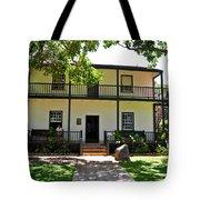 The Baldwin House In Lahaina I Tote Bag