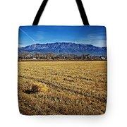 The Bale - Sandia Mountains - Albuquerque Tote Bag