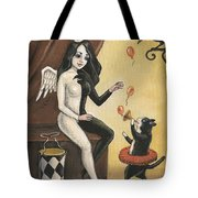 The Balloonist Tote Bag