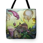The Balloons Tote Bag