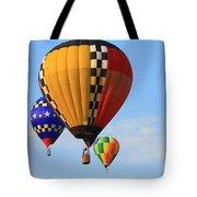 The Balloons Tote Bag