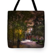 The Bamboo Path Tote Bag