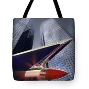 The Bank Tote Bag