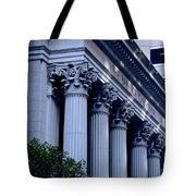 The Bank Of California Tote Bag
