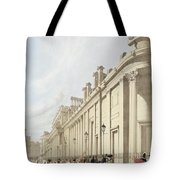 The Bank Of England Looking Towards Tote Bag