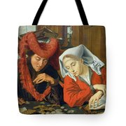 The Banker And His Wife Tote Bag