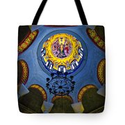 The Baptistery Of Lydia Tote Bag