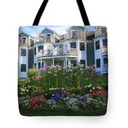 The Bar Harbor Inn - Maine Tote Bag
