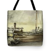 The Barge Tote Bag