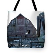 The Barn 3 Tote Bag