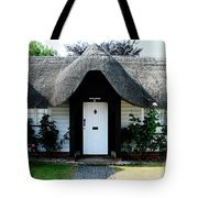 The Barn House Door Nether Wallop Tote Bag