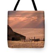 The Barn Lot Tote Bag