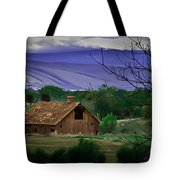 The Barn Tote Bag by Robert Bales