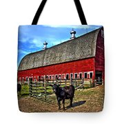 The Barnyard Tote Bag