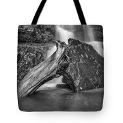 The Base Of The Falls Tote Bag