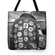 The Baseball Fan Tote Bag