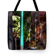 The Basement Stairs Tote Bag