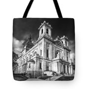 The Basilica Of St Mary Tote Bag