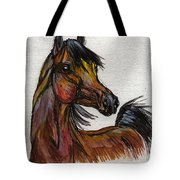 The Bay Horse 1 Tote Bag