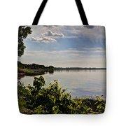 The Bay Of Green Bay Tote Bag