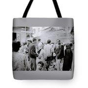 The Bazaar Tote Bag