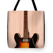 The Beach Boys Brian Wilson's Guitar Tote Bag